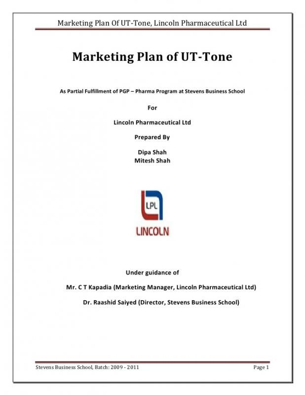 Simple One Page Business Plan Template One Page Business Plan Business Plan Template Writing A Business Proposal Business plan cover page template