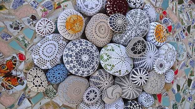 Creative home decorating creative craft ideas making home decorations with beach pebbles - Creative home decor ideas ...