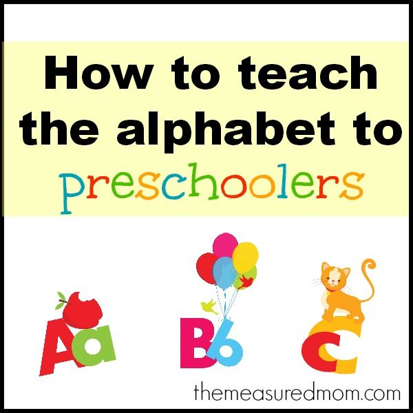 how to start teaching writing alphabets for kindergarten