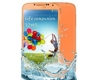 The impressive Samsung Galaxy S4 Active  #SamsungGalaxyS4 #SamsungGalaxyS4Active #GalaxyS4Active