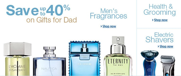 Men's Grooming Products for Father's Day