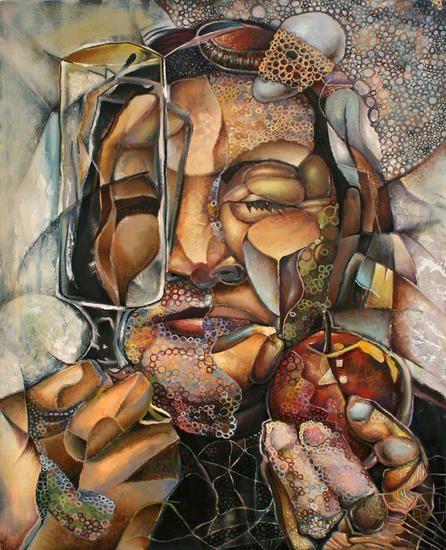 Madre, manzana y copa. Ignacio Egido Marcos