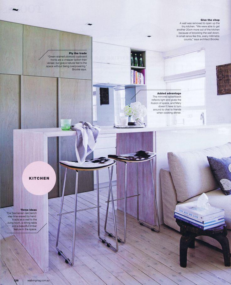 Real Living January/February 2014 Pg 5 Brooke Aitken Design