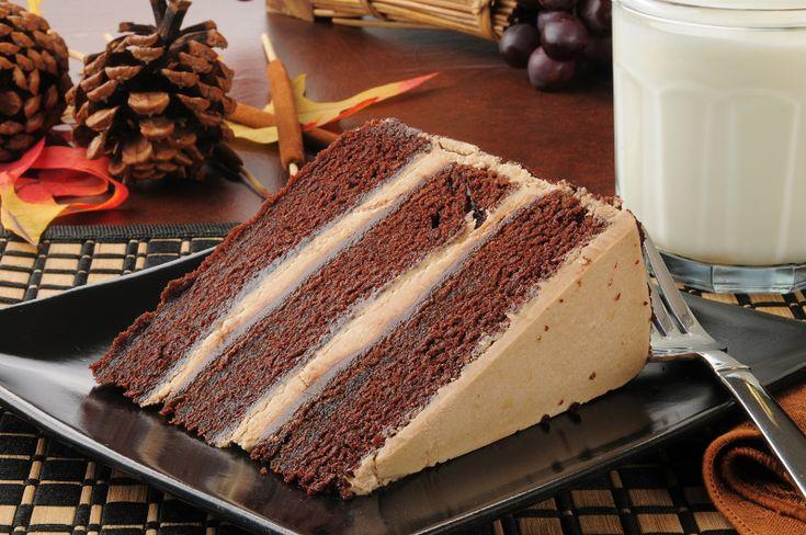 Ciasto czekoladowe z czerwonym winem
