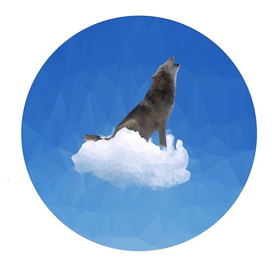 Wolf In The Clouds