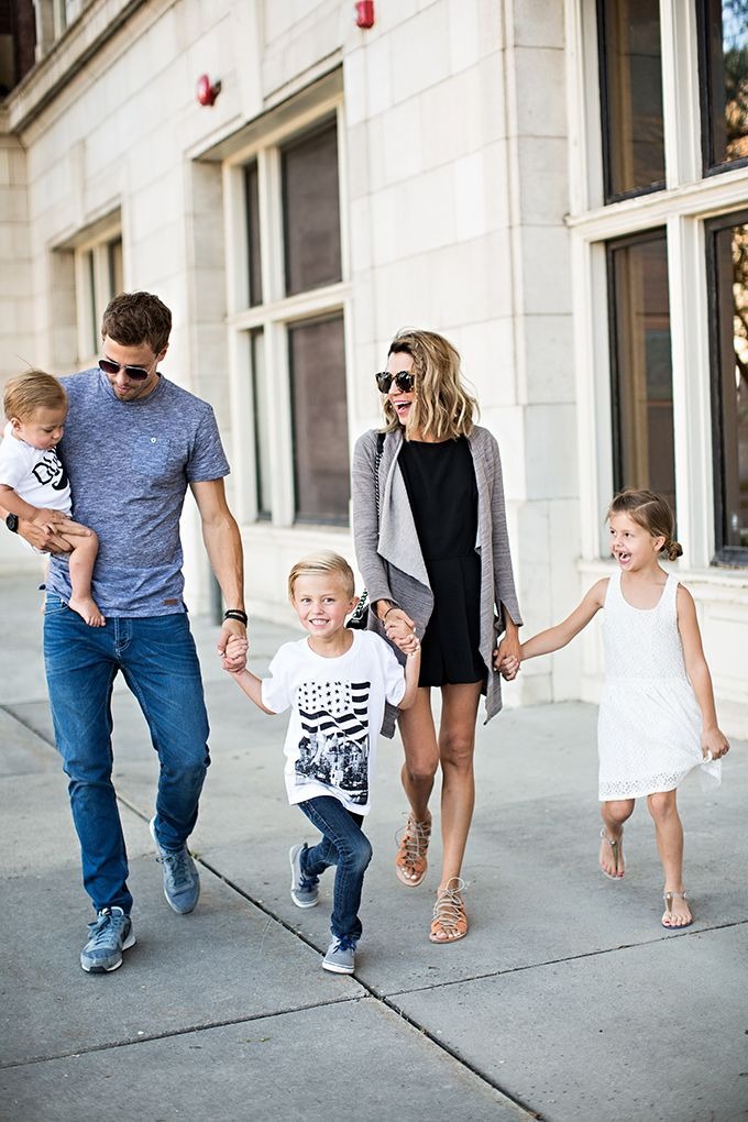 8 Easy Ways to Connect with Your Kids -   OUTFIT DETAIL: MY ROMPER- LEMON POP | CODY, WES, AND BECKAM'S SHIRT – LEMON POP | MARA'S DRESS – LEMON POP  It's easy to get caught up in the day to day: running the kids to school, cleaning, chan