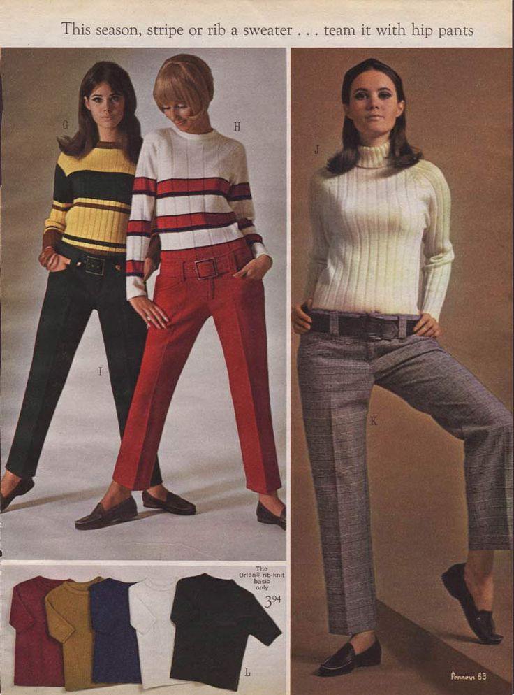 1960s Fashion for Women & Girls | 60s Fashion Trends ...