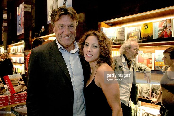 David Naylor and Elizabeth Rodriguez during Michael Mann Book Signing at Taschen Book Store - October 25, 2006 at Taschen Book Store in Beverly Hills, California, United States.
