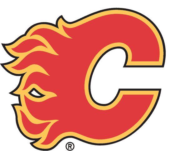 Calgary Flames Logo #1