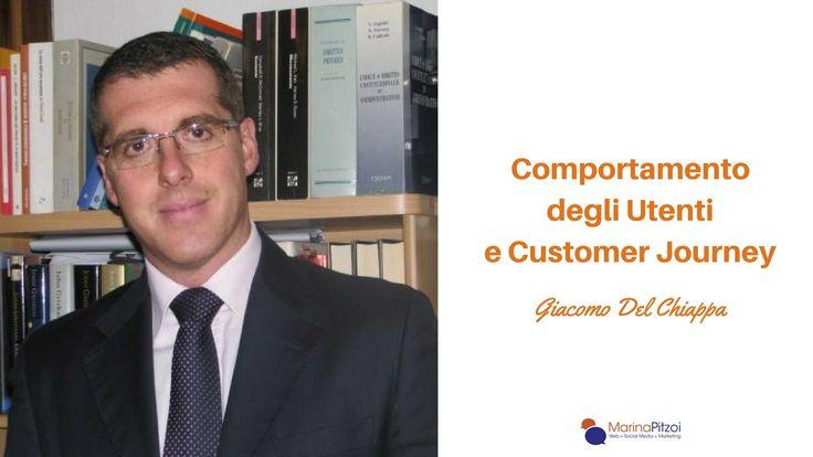 Comportamento degli utenti e Customer Journey: intervista a Giacomo Del Chiappa