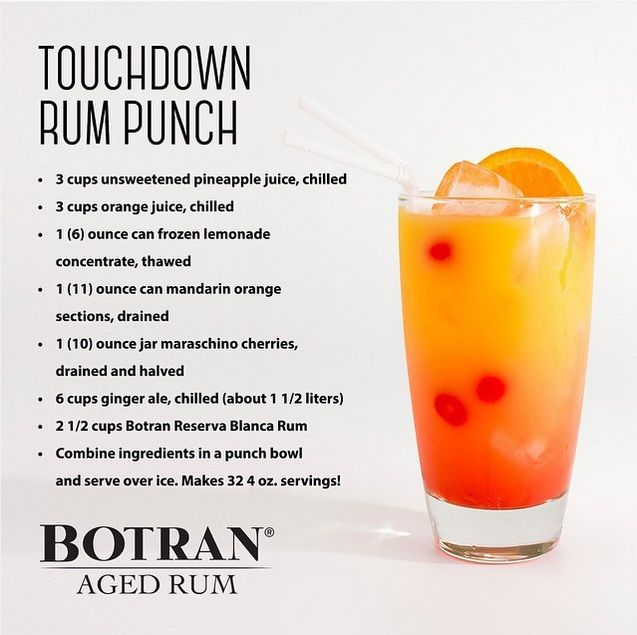 The Night Begins with Botran Rum
