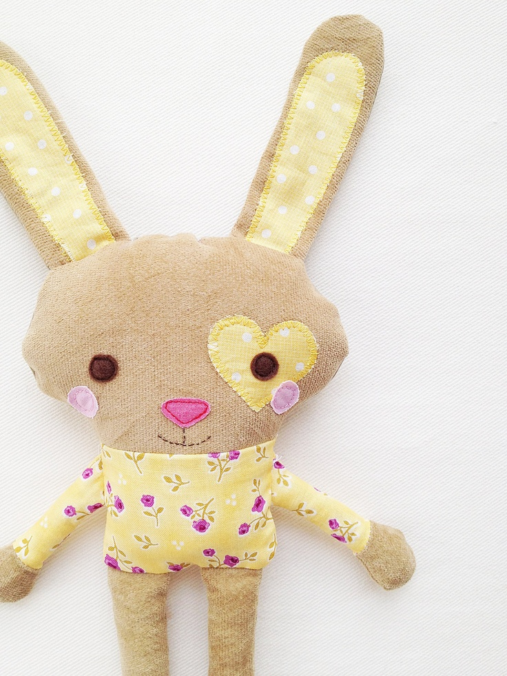 bunny template for sewing - 1000 images about bunny sewing pattern on pinterest