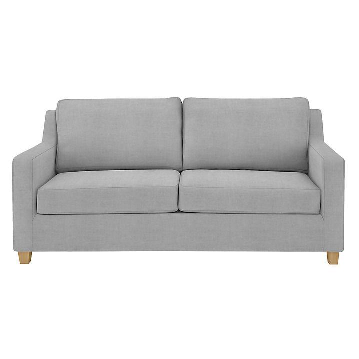 Buy John Lewis Bizet Medium Pocket Sprung Sofa Bed Online at johnlewis.com