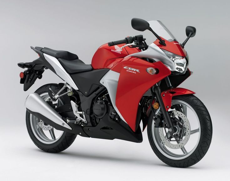 Ten Great Beginner Bikes for Absoulute Newbies: 2015 Honda CBR300R ($4,399, $4,899 with ABS)