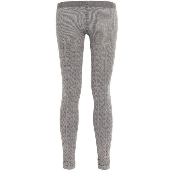 Jack Wills Scotsgrove Tights (£9.14) ❤ liked on Polyvore featuring intimates, hosiery, tights, pants, ash marl, leggings, layered tights, jack wills, cotton tights and cotton stockings