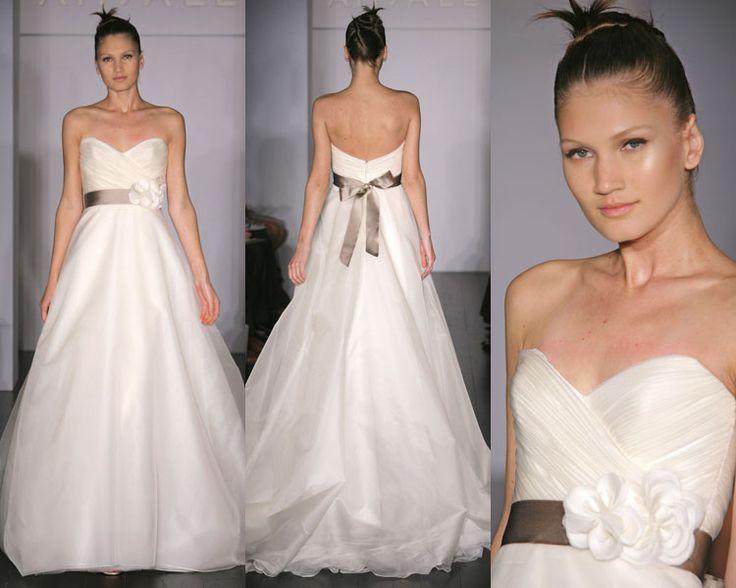 Amsale Wedding Dress   Thursday, July 1, 2010