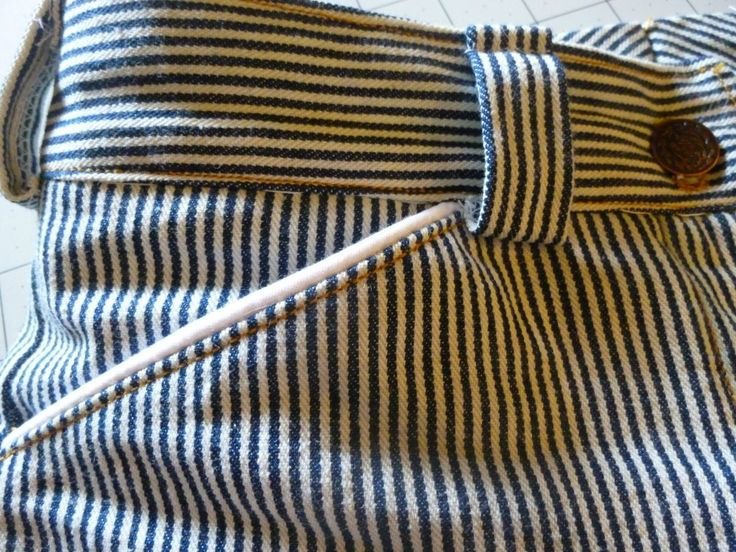 Striped Thurlow Shorts - 110 creations