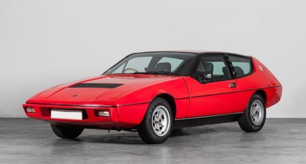 1974 Lotus Elite  - Lotus Elite 501, Model Year 1974