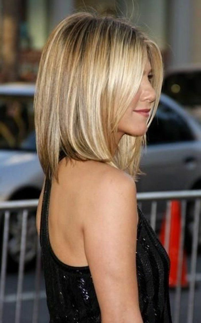1000 ideas about jennifer aniston long bob on pinterest. Black Bedroom Furniture Sets. Home Design Ideas