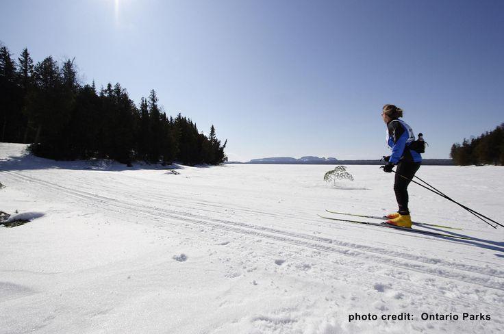 Winter Getaways in Ontario Parks