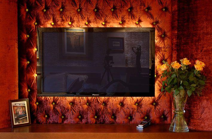 Telewizor - podświetlenie LED