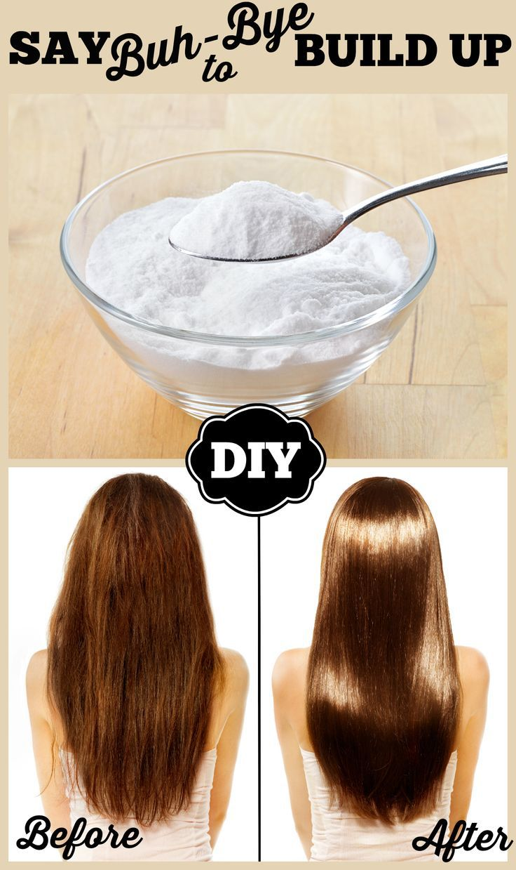 Build up remover: Recipe: 1/4 C. baking soda 3 T. water Directions: Mix baking soda & water to form paste. Massage into hair. Leave in for 10 minutes & wash as usual.
