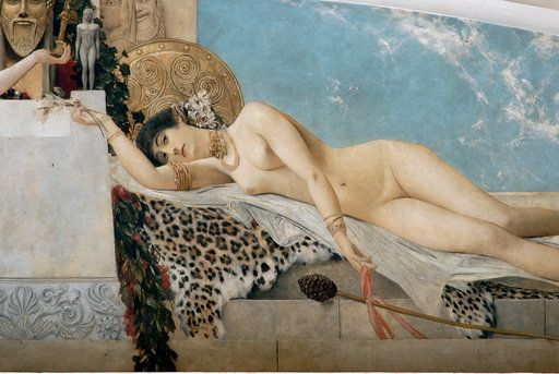 Klimt:  What gorgeous art! http://www.youtube.com/watch?v=A7_EaDmmXes&feature=related