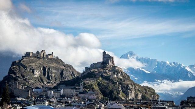 Swiss Olympic donne son feu vert à Sion 2026