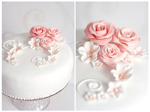 beautiful birthday cake