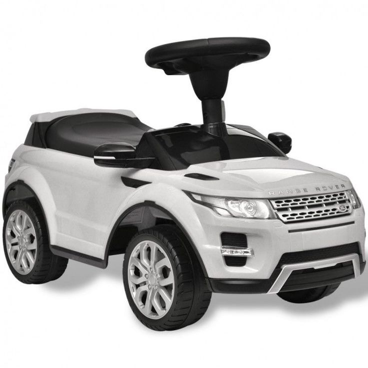 Toddler Ride On Car Vehicle Christmas Xmass Gift Electric Riding White Children #ToddlerRideOnCar