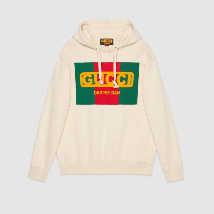 6416b8a1f2 Oversize Gucci-Dapper Dan sweatshirt 469251 in 2019 | Clothese ...