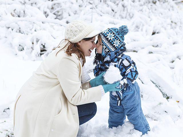 4 идеи для сказочной зимней прогулки