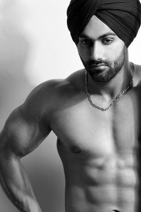 heiße indische Männer