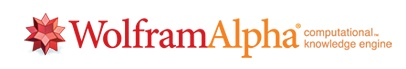 Wolfram|Alpha does not search the web, instead offers results by doing dynamic computations based on a vast collection of built-in data, algorithms, and methods.