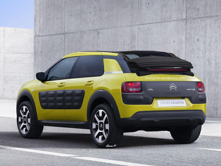 Citroën C4 Cactus Cabrio