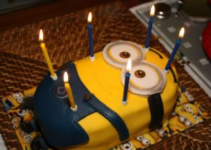 Pastry Shops Targeted Over Copyright Infringing Star Wars and Minion Cakes  Birthdays are the highlight of the year for most children and what better way to celebrate than with a cake featuring their favorite cartoon character.  Although the parents and local pastry shops may be well-intentioned there are lurking copyright issues that can easily spoil the party.  This issue is currently on debate in Croatia where nearly all pastry shops have received legal threats for their use of popular cartoo