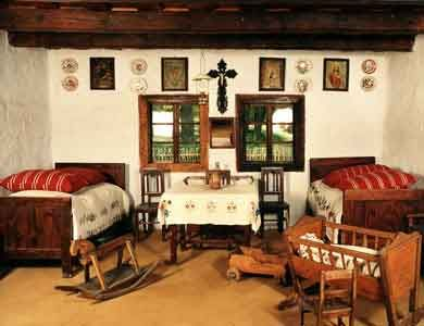 Folk Crafts Museum, Bardejov Spa, Slovakia