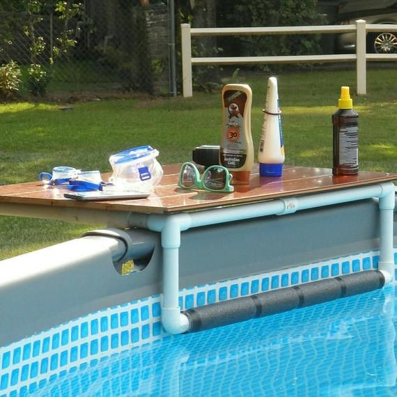 AboveGround Poolside Companion In 2020 (With Images