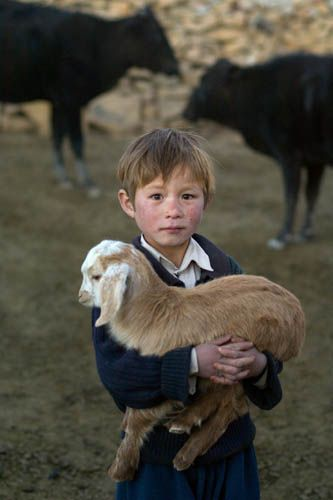 Hazaras, Bamiyan Province, Afghanistan by Steve McCurry (please do not repin without photographer's credits)