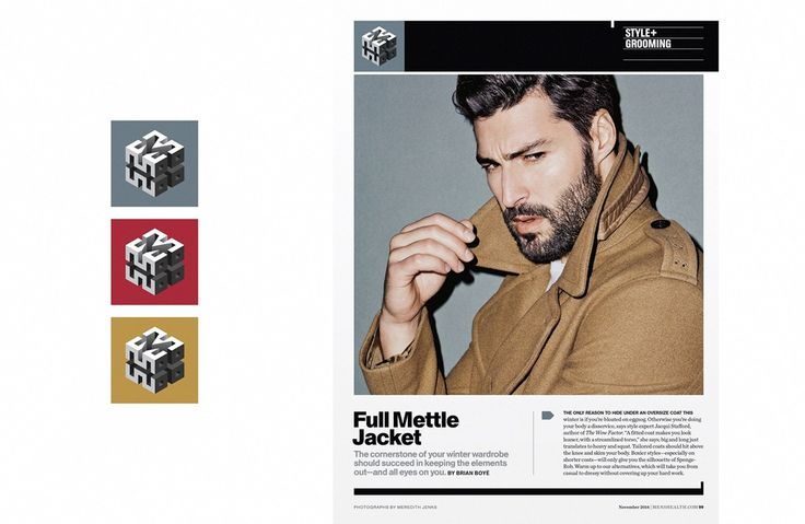 Men's Health — Magazine Icon by • SAWDUST •