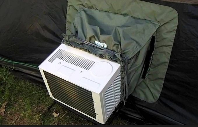 Best 25 Tent Air Conditioner Ideas On Pinterest Tent Ac
