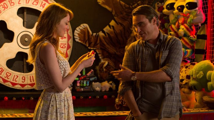 """The Irrational Man (2015) 