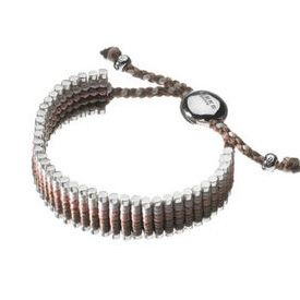 Links of London Graduating brown Friendship Bracelet #jewelrylover