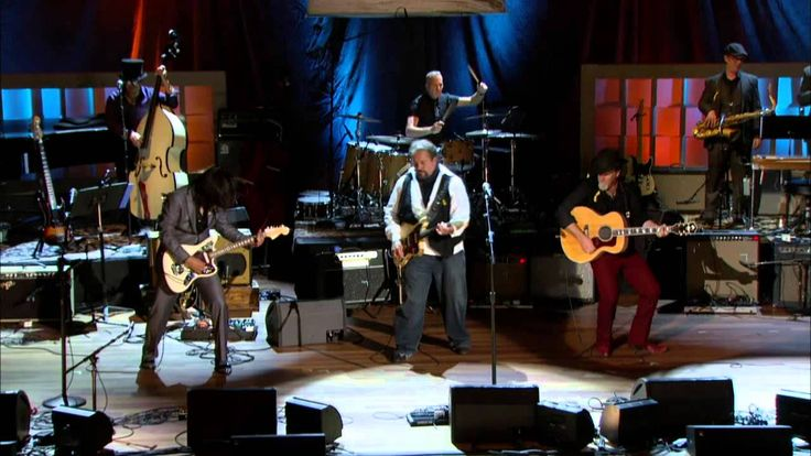 """OH Y GOODNESS!!! Where have I been that I hadn't heard this song?!!!! LOVE... LOVE... LOVE it!!!! <3 The Mavericks """"Come Unto Me"""" at the 2012 Americana Music Festival"""