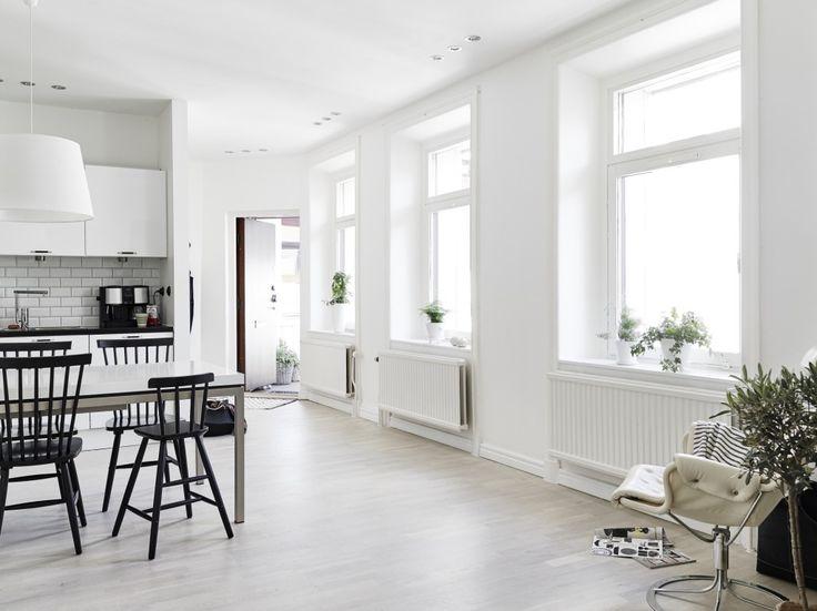 Swedish Apartment Design