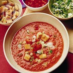 Foto recept: Klassieke gazpacho