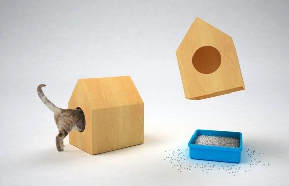 Kediniz artık etrafa kum sıçratmayacak.