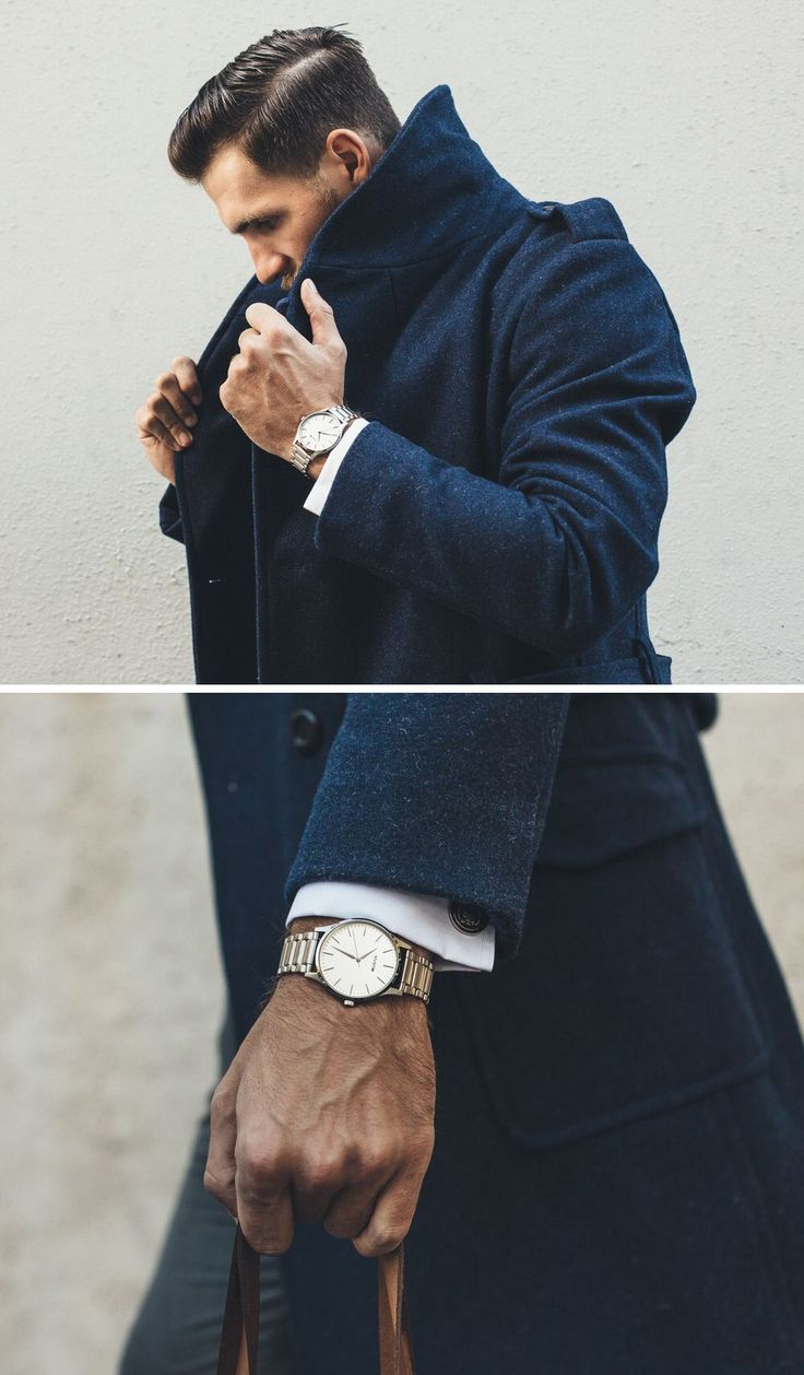 25 Best Ideas About Men Winter Fashion On Pinterest