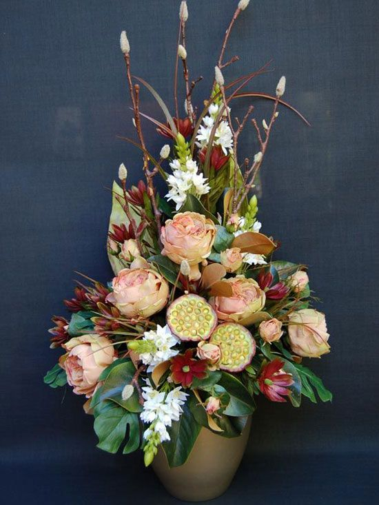 Queensland Brides: Autumn Flower Guide