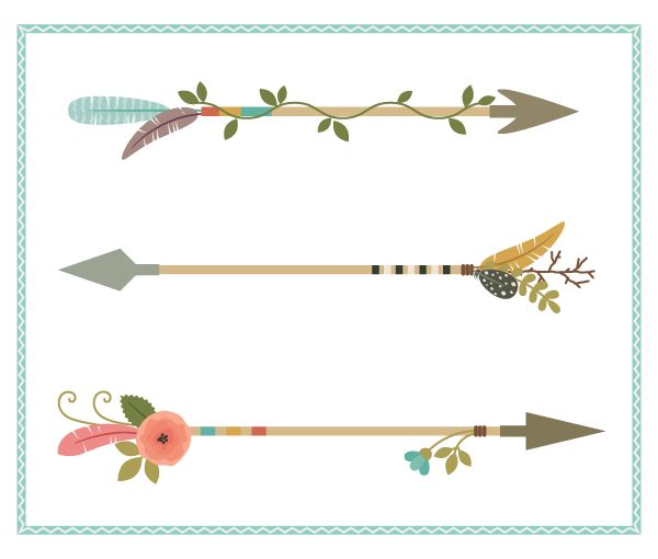 How to Create Nature-Inspired, Decorative Arrows in Adobe Illustrator